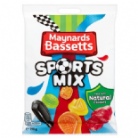 Maynards Bassetts Sports Mixture Bag 190g